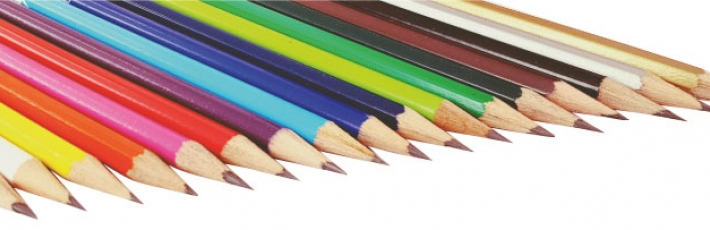 Classic pencil: minimum qty 150 & 17 different standard colours