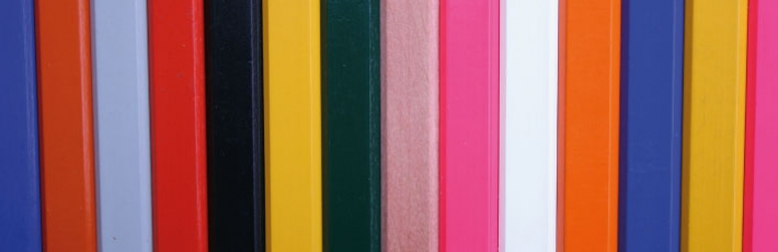 Carpenters pencils - colour matching service